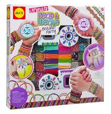 bracelet kit images Alex toys diy wear ultimate bead and weave bracelet jpg
