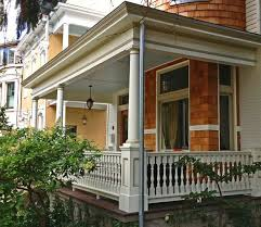 Victorian Banister Traditional Cedar Porch Spindles Turned Balusters Colonial