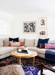 home tour inside a young family u0027s eclectic california home