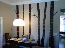 tall tree decals set 6 floor ceiling item 30030