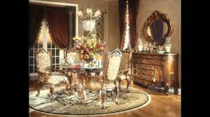 Aico Furniture Dining Room Sets Aico Tresor By Michael Amini From Www Imperial Furniture Com Youtube