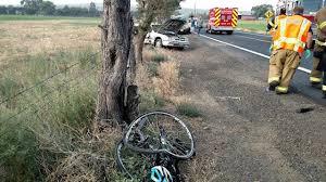 bend bicyclist seriously hurt in crash near redmond ktvz