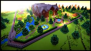Minecraft Garden Ideas Front Yard Front Yard Designing Your Garden In Minecraft