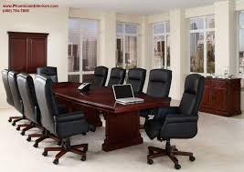 12 ft conference table 12 foot conference room table with grommets and wire management