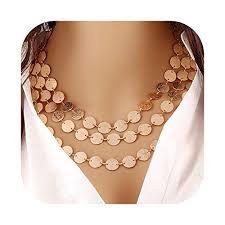 long chain choker necklace images Women 39 s jewelry bracelets necklaces rings earrings jewelshop jpg