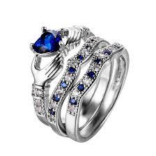 claddagh wedding ring set claddagh wedding ring set design for best