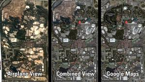 Google Maps Orlando Fl by New Aerial Views Of Disneyland Star Wars Land Construction