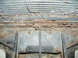 1972 corvette radiator c3 radiator installation for support cc tech