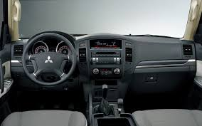 Mitsubishi Pajero 2008 Interior The Usa Misses The Mitsubishi Montero The Fast Lane Car