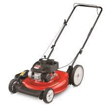 amazon com yard machines 140cc 21 inch push mower patio lawn