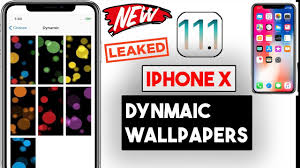 apple update wallpaper apple iphone x special dynamic wallpapers leaked ios 11 1 update