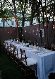 Backyard Wedding Ideas Backyard Wedding Ideas Pinterest Home Design Inspirations