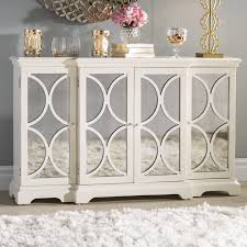 Credenza Tables Willa Arlo Interiors Elyza 4 Door Credenza U0026 Reviews Wayfair