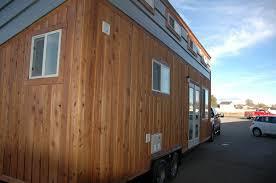 new 26 u0027 shed roof tiny house rv finished by tiny idahomes tiny