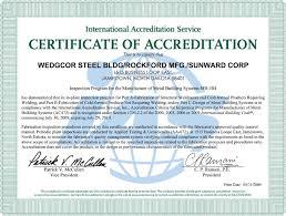 ias certification