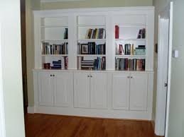 hand made built in bookcase by ks furniture and design