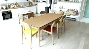 table de cuisine vintage table de cuisine formica affordable fly table de cuisine en