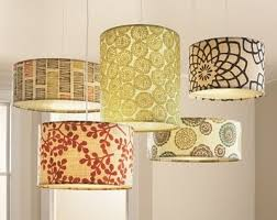 Pendant Light Drum Shade 127 Best Diy Lighting Images On Pinterest At Home Crafts And