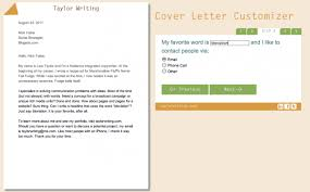 copywriter helps you write a cover letter to yourself blogads