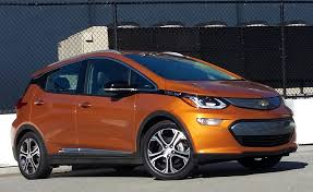 first chevy 2017 chevrolet bolt the daily drive consumer guide