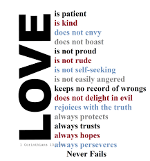 Bible Quotes About Loving Others by Love Is Patient Love Is Kind U201d Bible Verse Analysis Bible