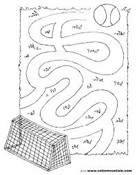 free maze coloring sheets dinosaur activity color sheet