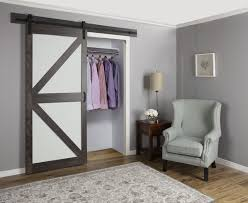 Erias Home Designs Top Of Door Sliding Barn Door Hardware by Home Renin