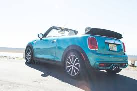 mini cooper modified test drive 2016 mini cooper convertible cool hunting
