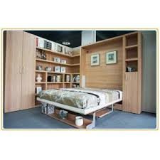Folding Cing Bed Foldable King Size Murphy Fold Modern Wall Bed With