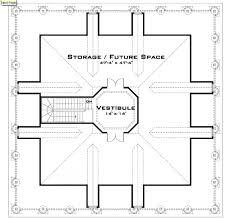 classical style house plan 3 beds 3 5 baths 4500 sq ft plan 64