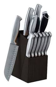 10 Best Kitchen Knives 5 Living Kit Knife Block Set Top 10 Best Kitchen Knives In 2017