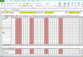 Excel Daily Timesheet Template Format In Excel Free
