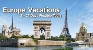 europe tours vacation packages from uk germany