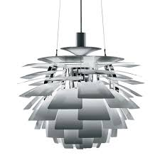 Artichoke Pendant Light Replica Artichoke Pendant Light By Poul Henningsen Temple Webster