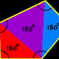 Interior Exterior Angles Interior Exterior Angles And Angles Of Polygons Tutorial Sophia