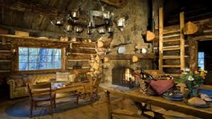 awesome small log cabin decorating ideas images home design