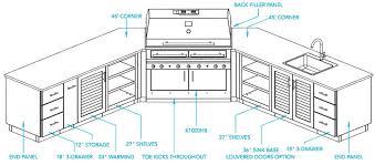 outdoor kitchen floor plans outdoor kitchen plans impressive ideas decor outdoor kitchen floor
