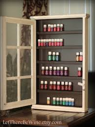 Nail Varnish Cabinet Essential Oil Storage Nail Polish Shelving Cabinet Shelf Or