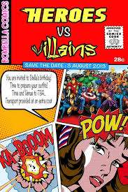 341 best super hero images on pinterest birthday party ideas