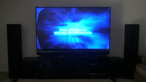 imax home theater thx dts imax sound test youtube
