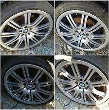bmw staggered wheels and tires oem e46 bmw m3 style 67 19 staggered wheels w tires set ebay