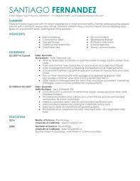 salesman resume exles resume for part time sales associates resume sle salesman