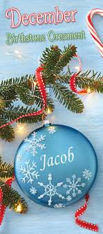 personalized birthstone ornaments 57 best ornaments images on ornaments
