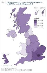 Hertfordshire England Map by Regional Gross Disposable Household Income Gdhi Office For