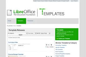 Openoffice Business Card Template Libreoffice Presentation Templates Download Free Openoffice And