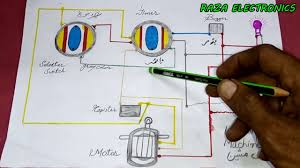 washing machine timer connection very simple guide in urdu hindi