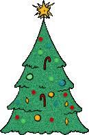 blinking christmas tree clipart 2110774