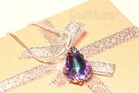 purple necklace images Purple jewelry crystal jewelry swarovski crystal jewelry jpg