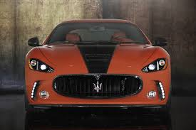 View Of Maserati Granturismo Coupe Photos Video Features And