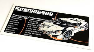 koenigsegg instructions stickers uk ultimate collector stickers technic moc